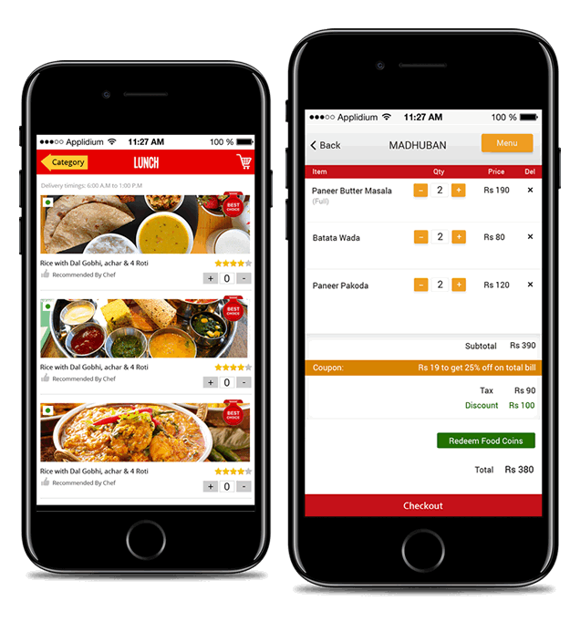 Food delivery Mobile App Development Companies