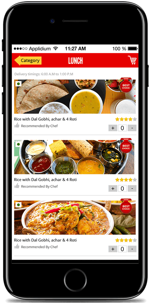 Best On Demand Food Delivery Apps Development Company Services