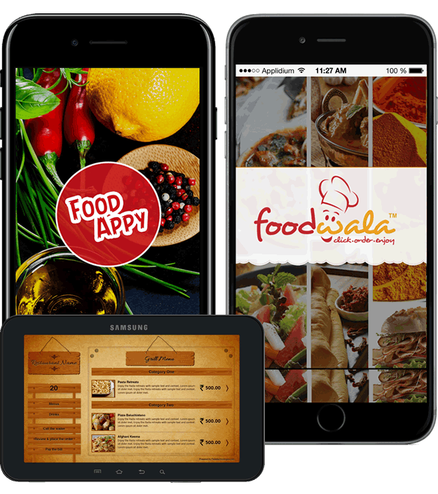 On Demand Food delivery app development company India, UK