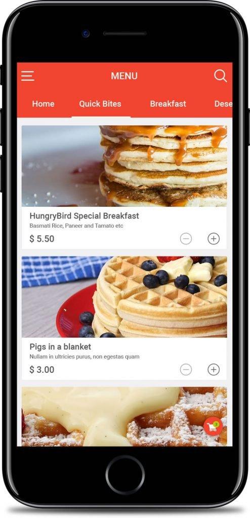 Restaurant Menu App Developers India