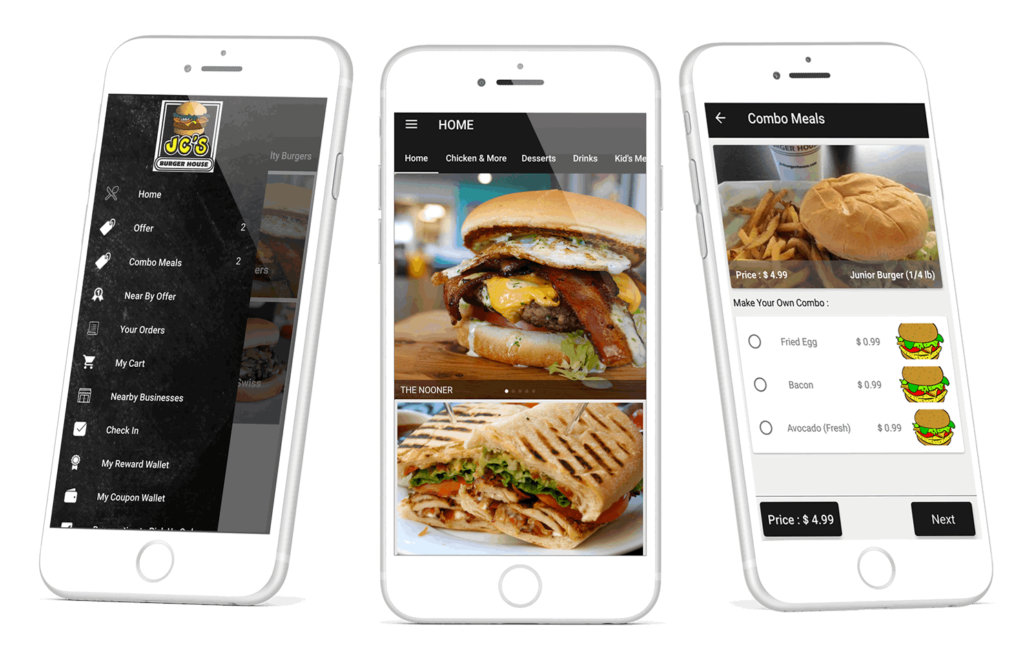 Food delivery mobile apps development company