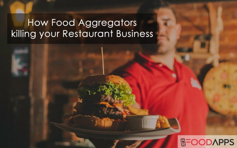 Food delivery apps killing restaurant business